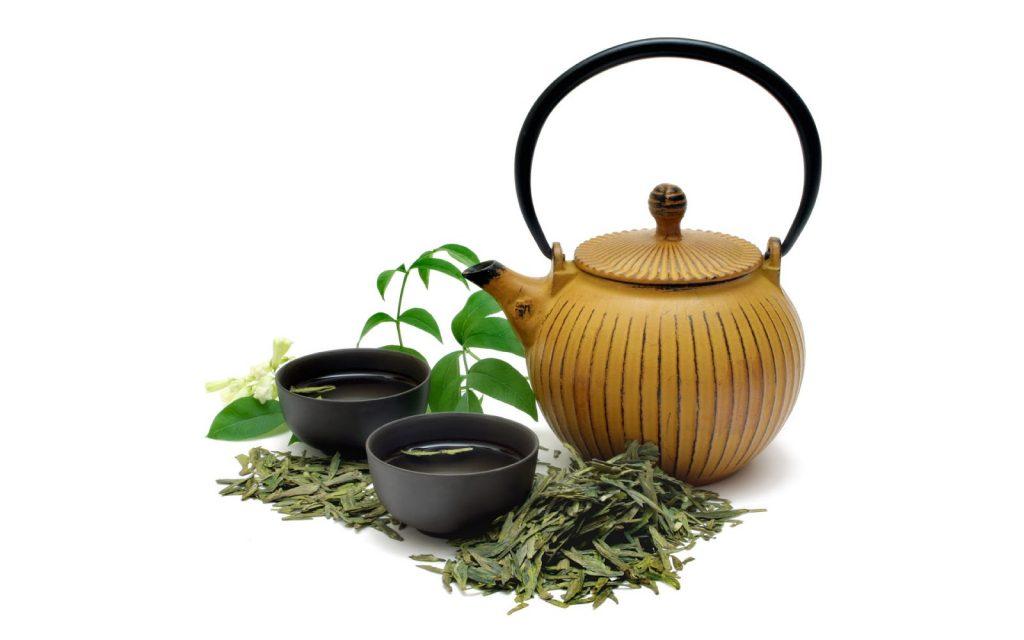 thé et infu