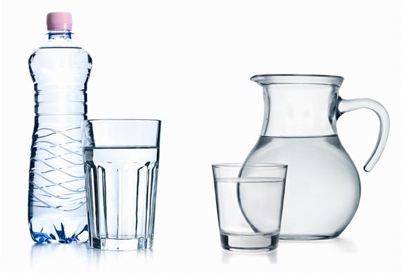 eau-bouteille-VS-robinet